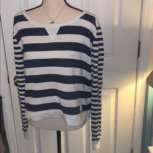 ❤️Abercrombie sweatshirt (L) crop style